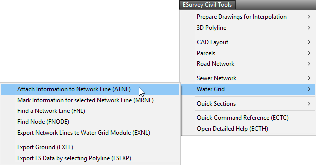 Network Line Plan, Profile in Single Step